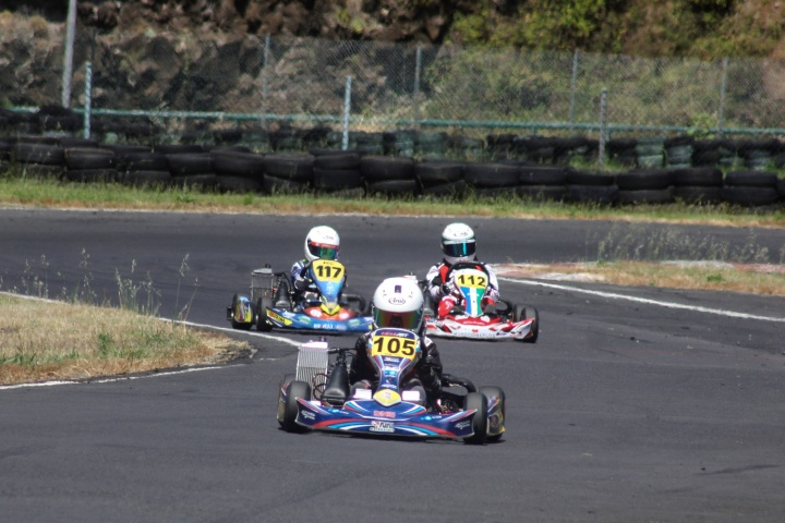 João Dinis vence na categoria Super Cadete do Troféu de Karting da Madeira