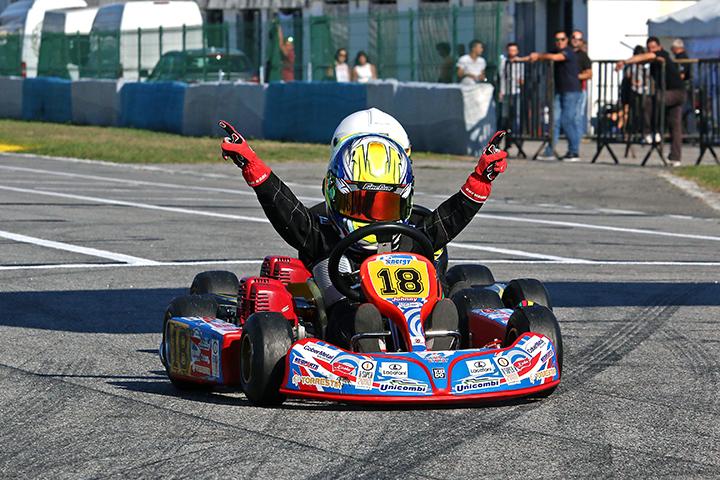 CNK Iniciação: João Gouveia é o novo campeão após fim de semana perfeito