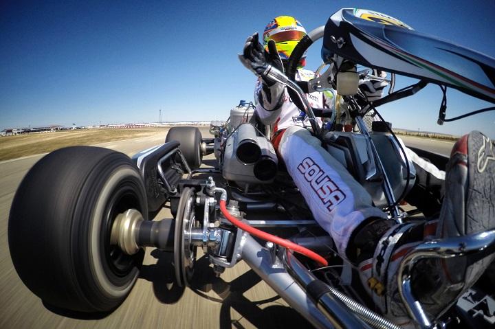 Yohan Sousa garante qualificação para a Final do Europeu KZ2 em Espanha
