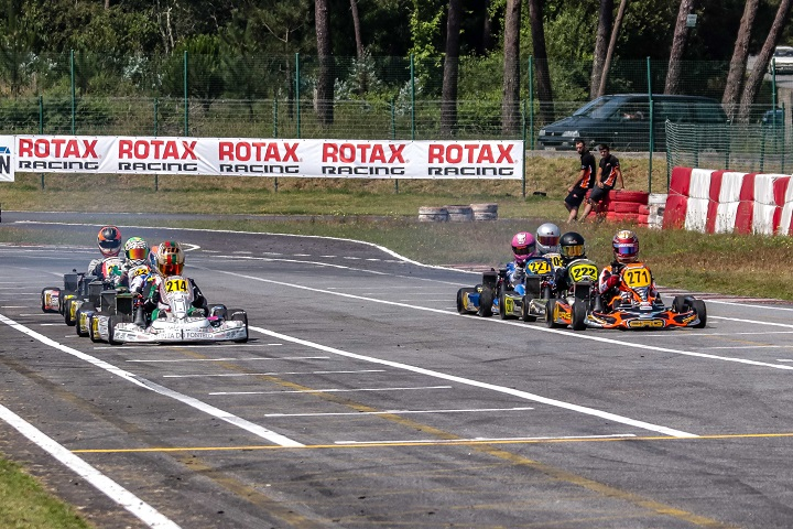 RMCP 2: Guilherme de Oliveira mais líder na categoria Júnior
