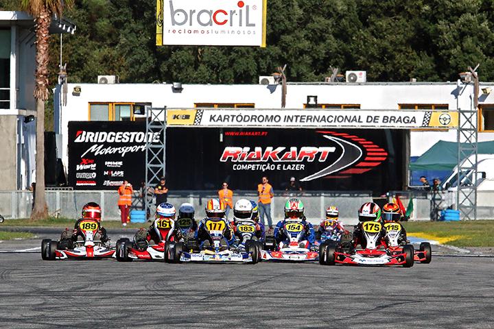 CNK Cadetes: Adrian Malheiro confirma título e Ivan Domingues volta a vencer