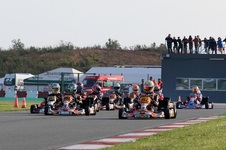 Campeonato Nacional de Karting prossegue este fim de semana em Palmela
