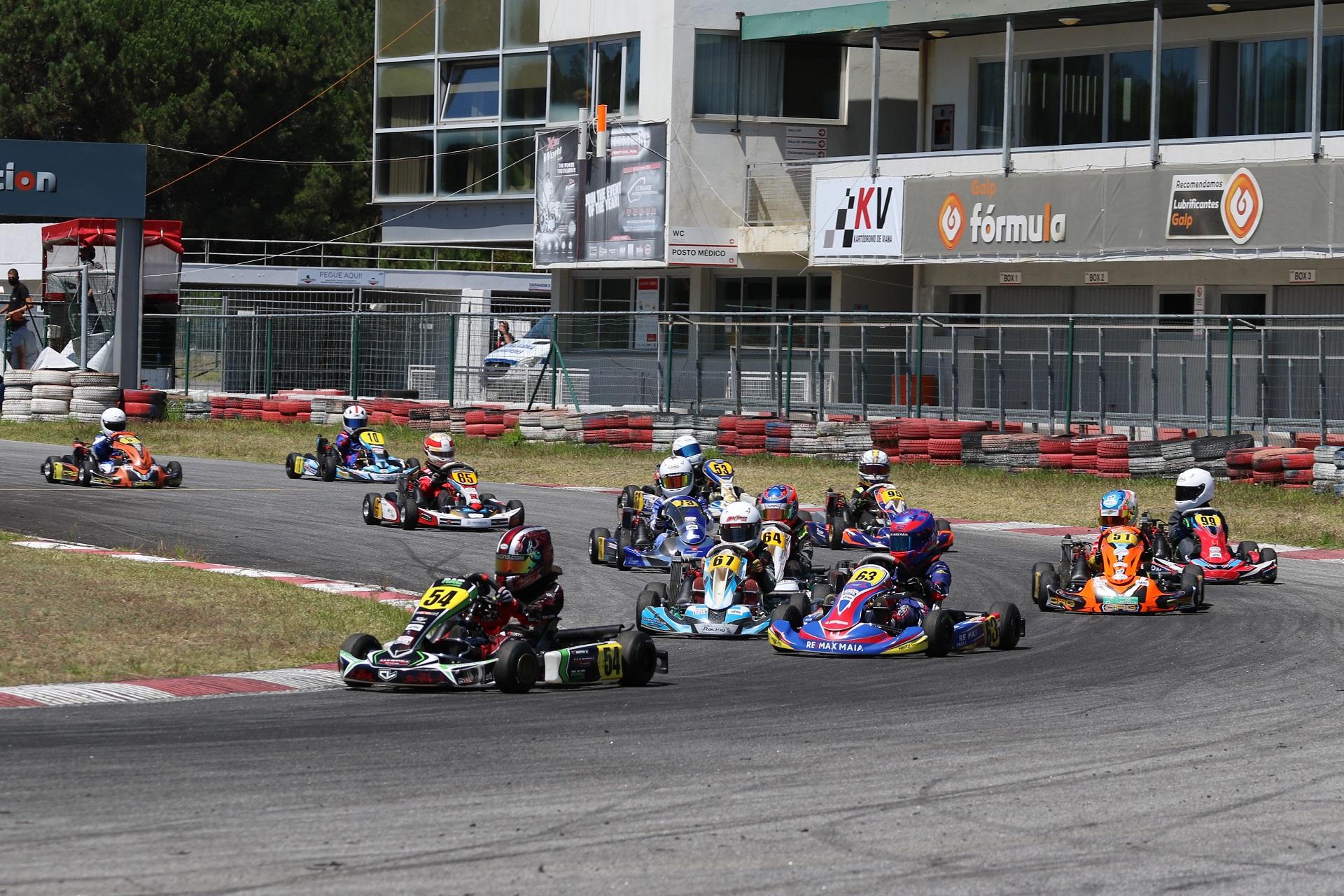 Rodrigo Seabra estreia-se a vencer no Troféu Rotax da categoria Micro-Max