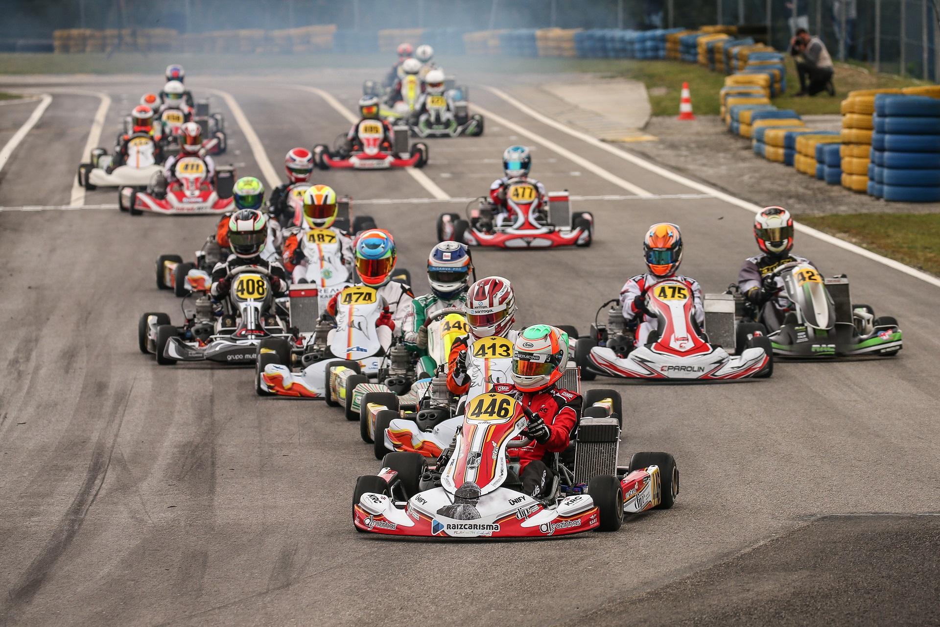 Campeonato de Portugal de Karting KIA regressa com 77 inscritos em Viana do Castelo