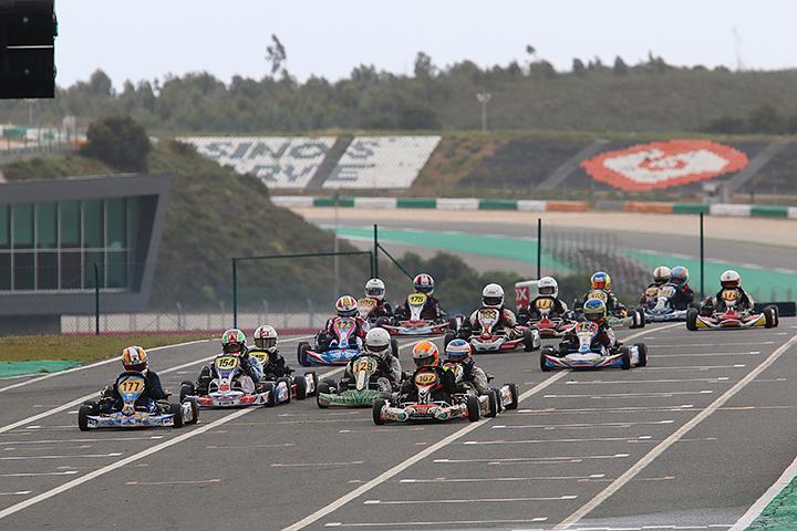 Campeonato Nacional de Karting arranca este fim de semana em Portimão