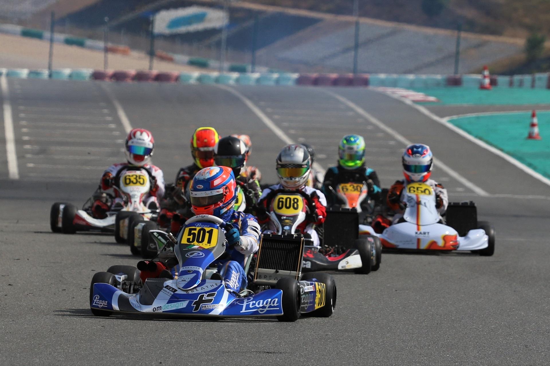 Ferreira, Marreiros e Carvalho vencem 3.ª prova do CPK da categoria X30 Super Shifter