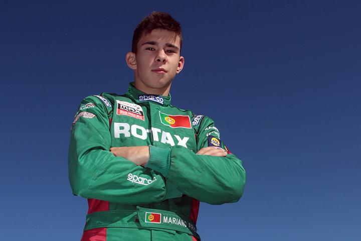 RMCGF: Mariano Pires vai partir da 17ª posição na Pré-Final A da categoria DD2