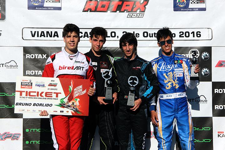 Nova vitória de Nuno Sousa na Sénior Max do RMCP… Bruno Borlido tetracampeão