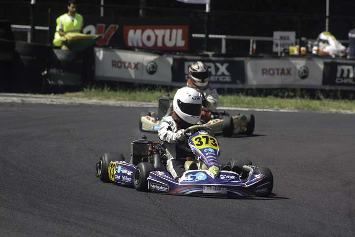 Martim Nunes vence categoria Max na segunda prova do Troféu de Karting da Madeira