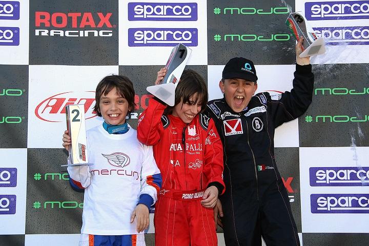 RMCP: Pedro Rilhado mais líder na Micro-Max com duas vitórias em Fátima