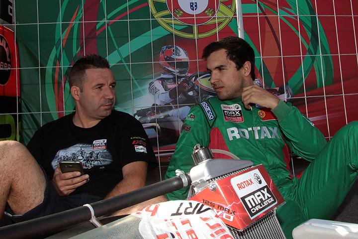 RMCGF: Pedro Pinto vai largar da 6ª posição na Pré-Final B da categoria DD2