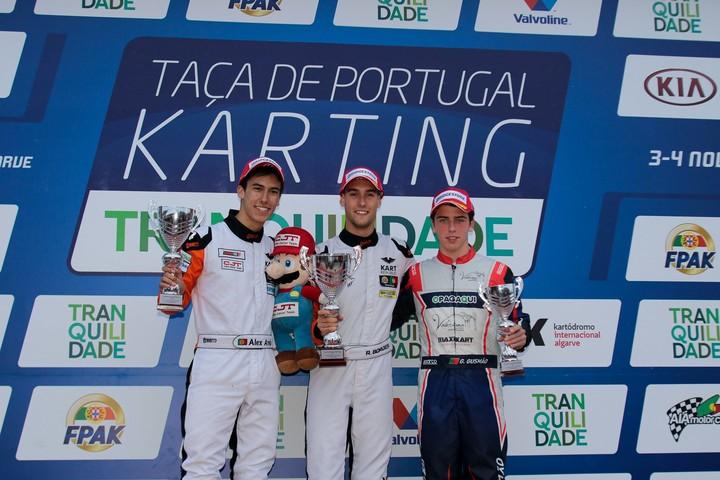 Ricardo Borges vence Taça de Portugal e faz a dobradinha na X30 Sénior