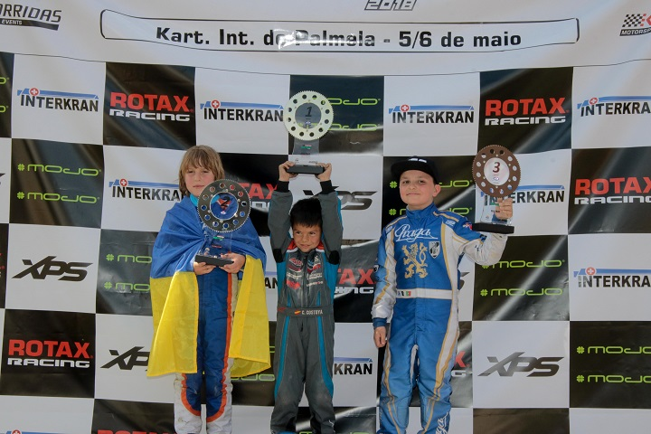 RMCP 1: Espanhol Christian Costoya triunfa na categoria Micro-Max