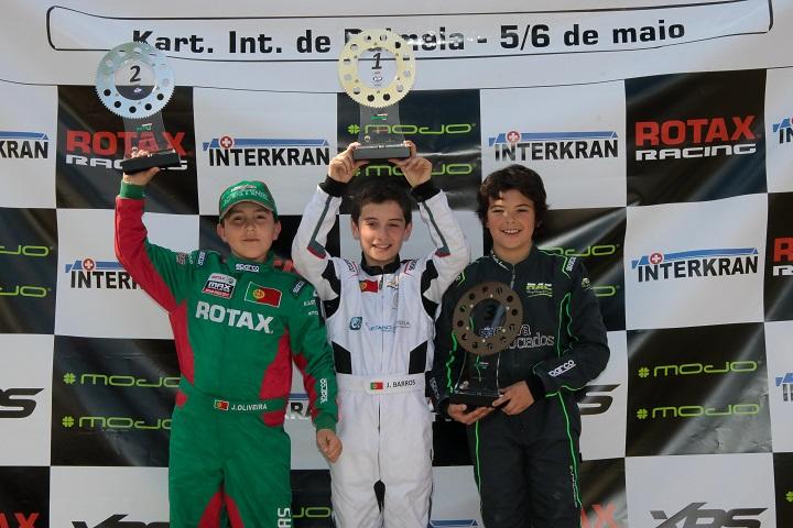 RMCP 1: José Barros vence prova intensa na categoria Mini-Max