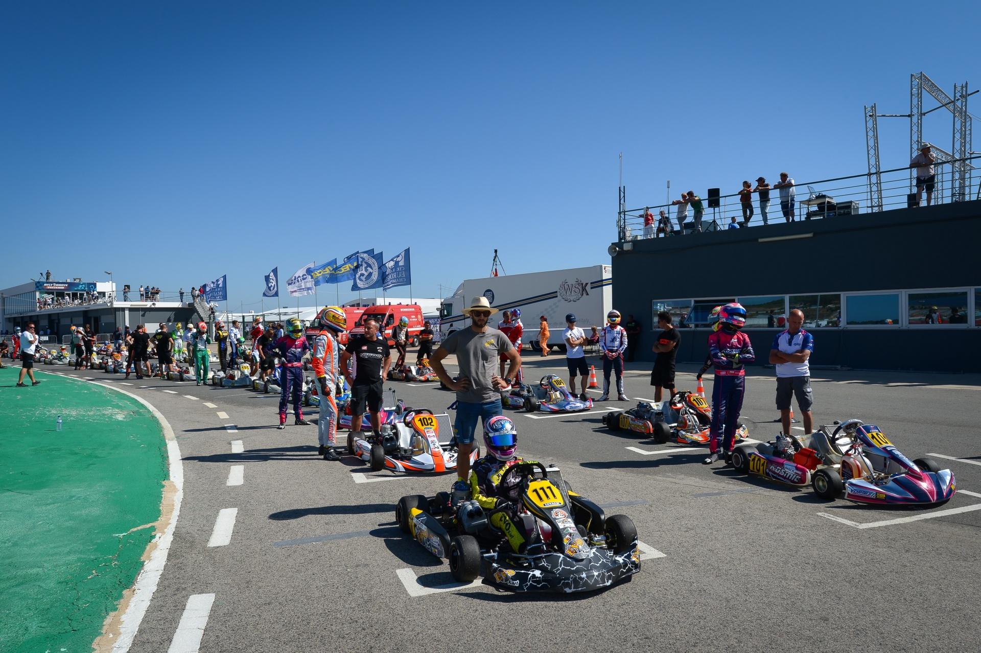 Campeonato do Mundo de Karting 2020 OK e OK-Júnior vai realizar-se em Portimão