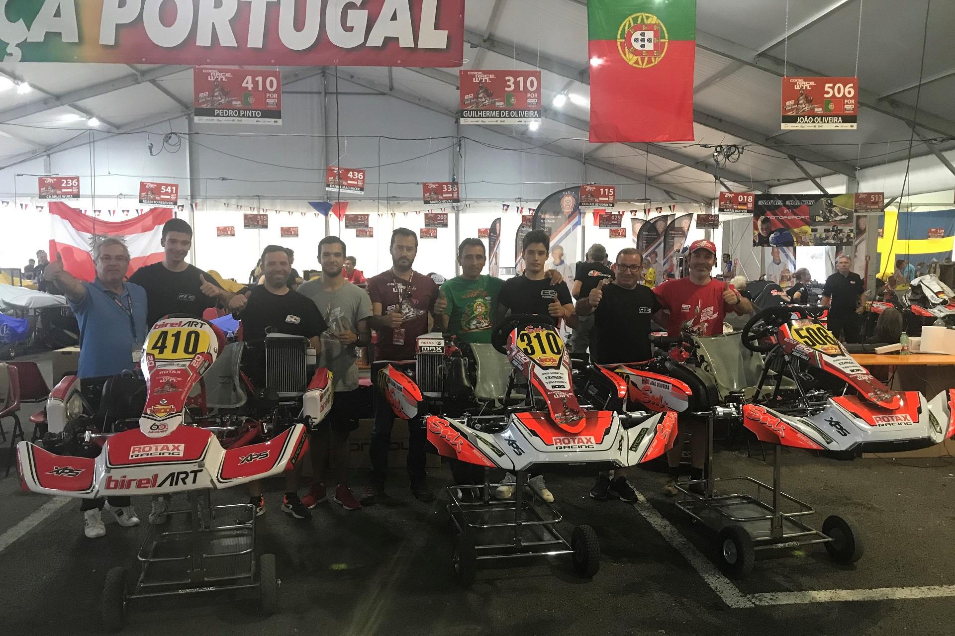 QZ Racing Team apura os seus três pilotos para as Finais Sénior, DD2, DD2 Master