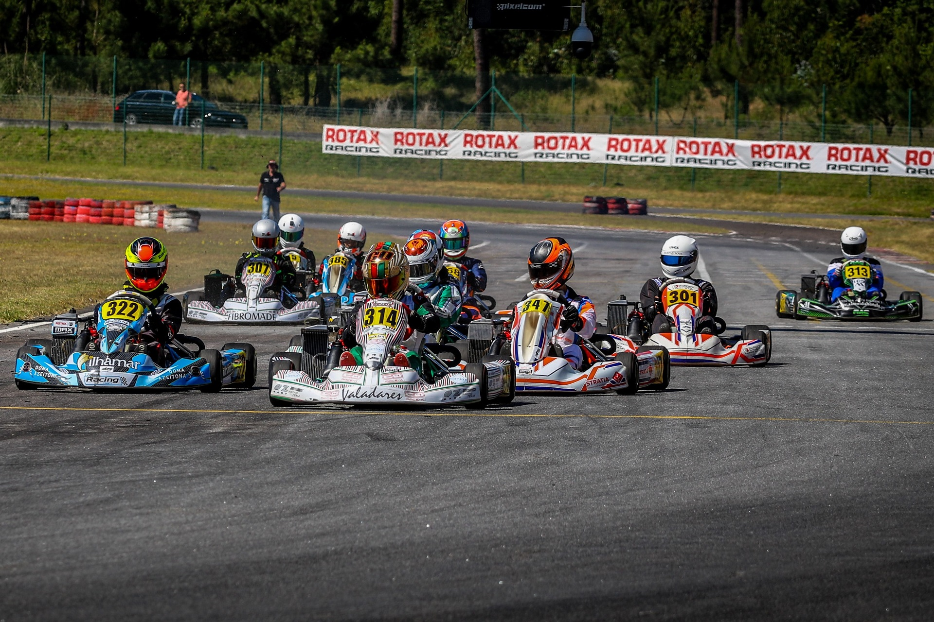 Rotax Max Challenge Portugal regressa nos dias 4 e 5 de julho em Viana do Castelo