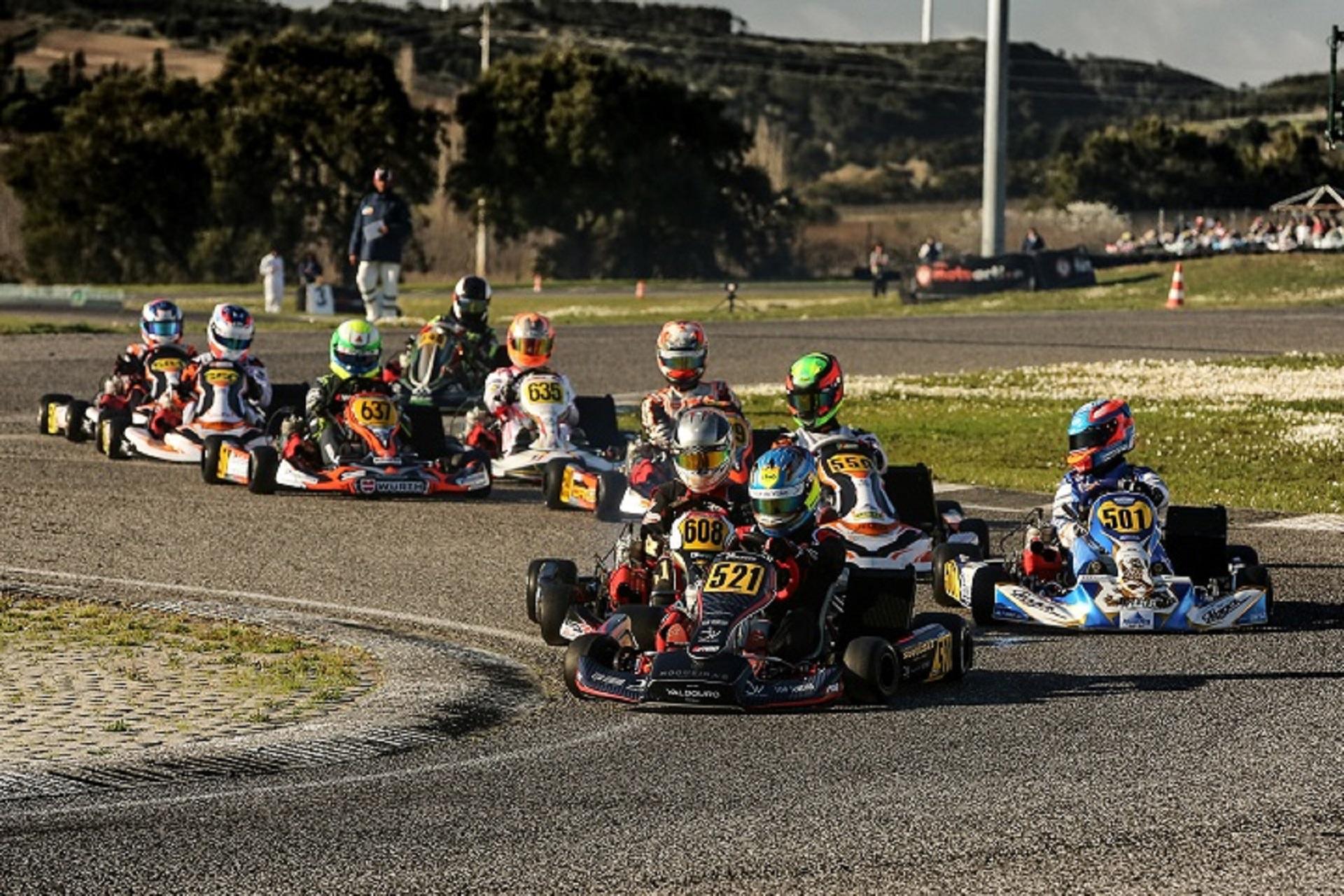 Taça de Portugal de Karting reagendada para 5 e 6 de dezembro no Bombarral