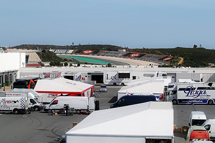 Campeonato Europeu KF e KF-Júnior de quarta-feira até domingo em Portimão
