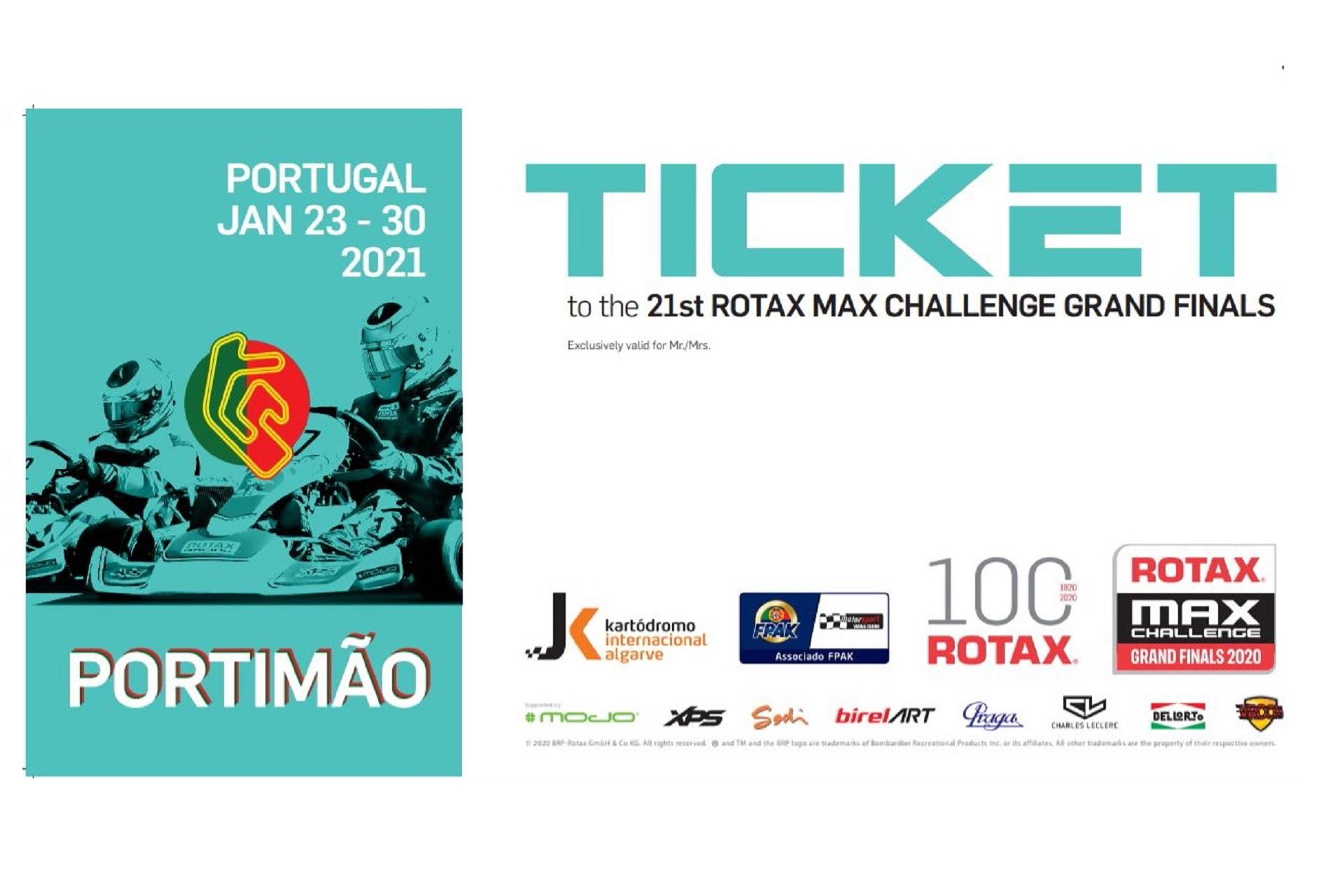 Portugueses podem qualificar-se para o Mundial Rotax nos próximos dias 28 e 29