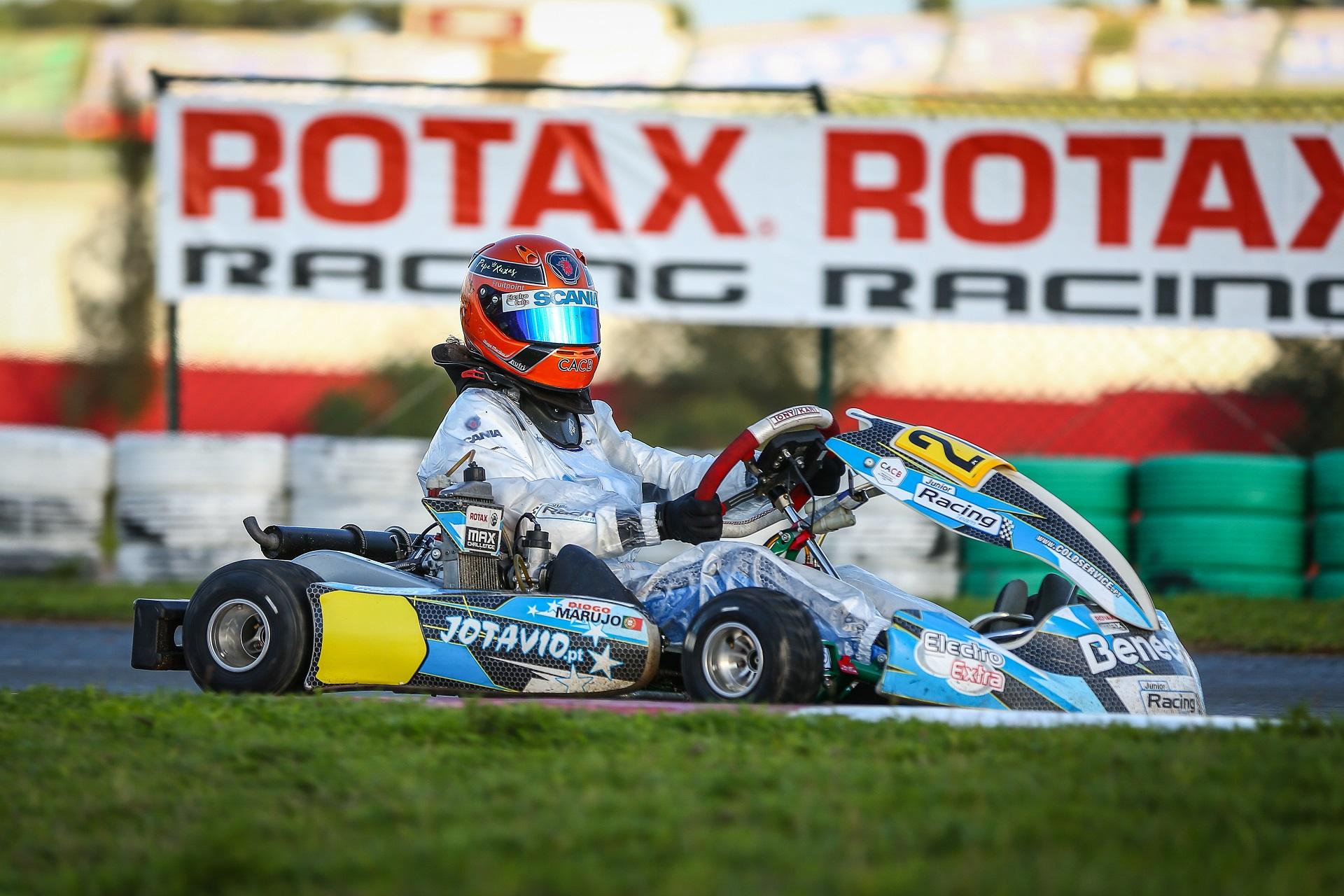 Júnior: os tempos e as classificações nos 'cronos' do Rotax International Trophy