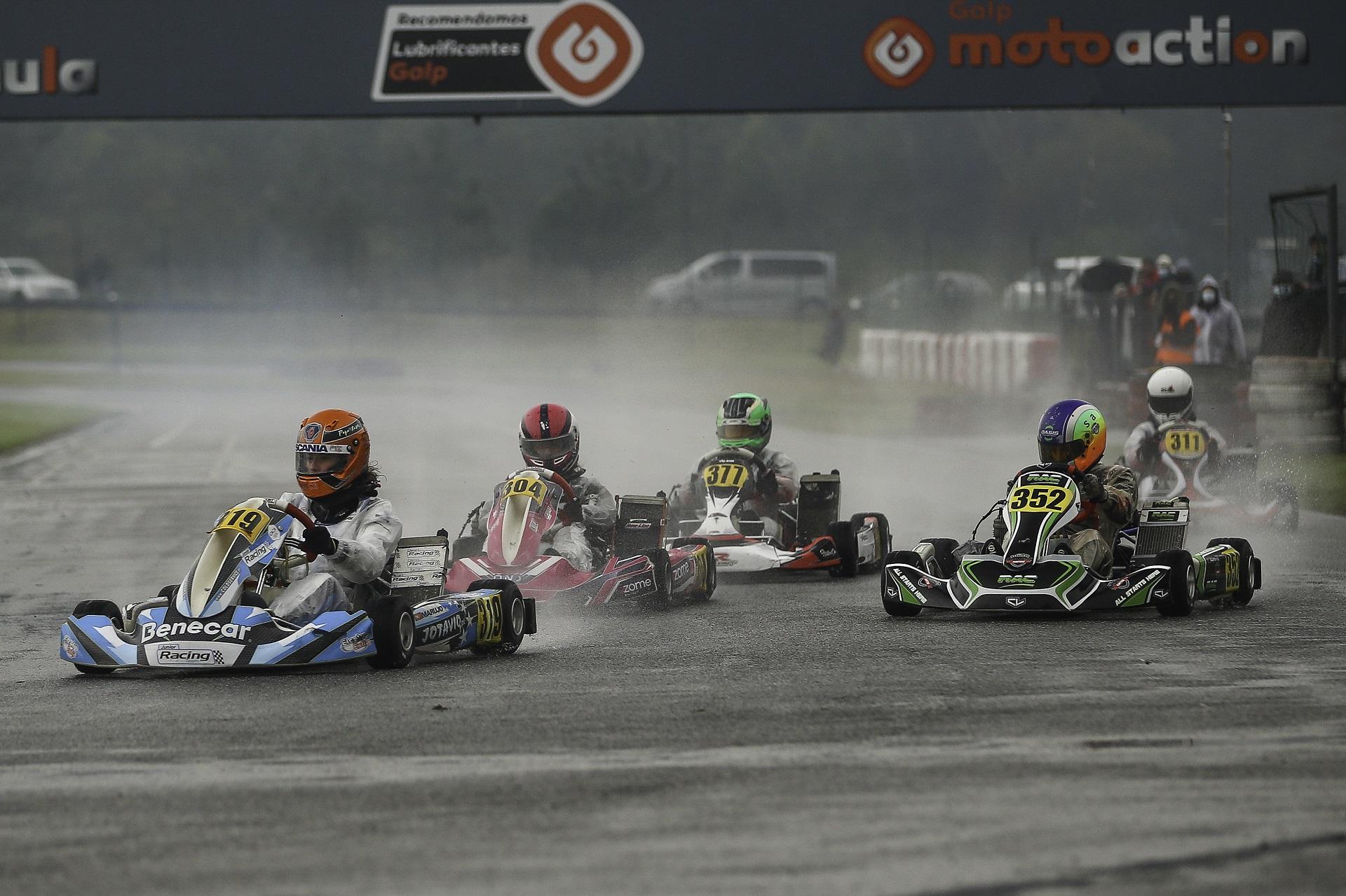 Duarte Pinto Coelho sagra-se campeão nacional de Karting na categoria Júnior