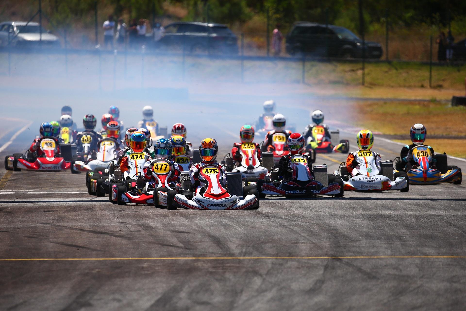 Campeonato de Portugal de Karting KIA atribuirá títulos de 2020 em Viana do Castelo