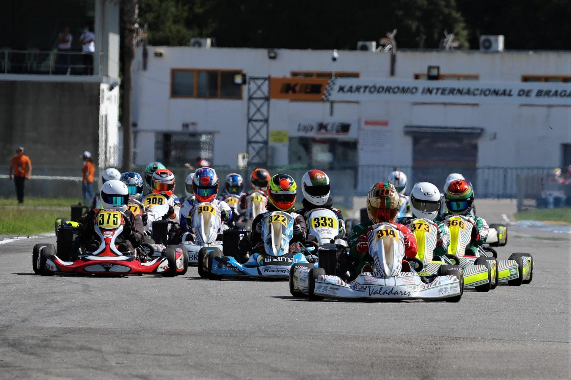 Rotax Max Challenge Portugal poderá ser concluído nos dias 9 e 10 de janeiro em Braga