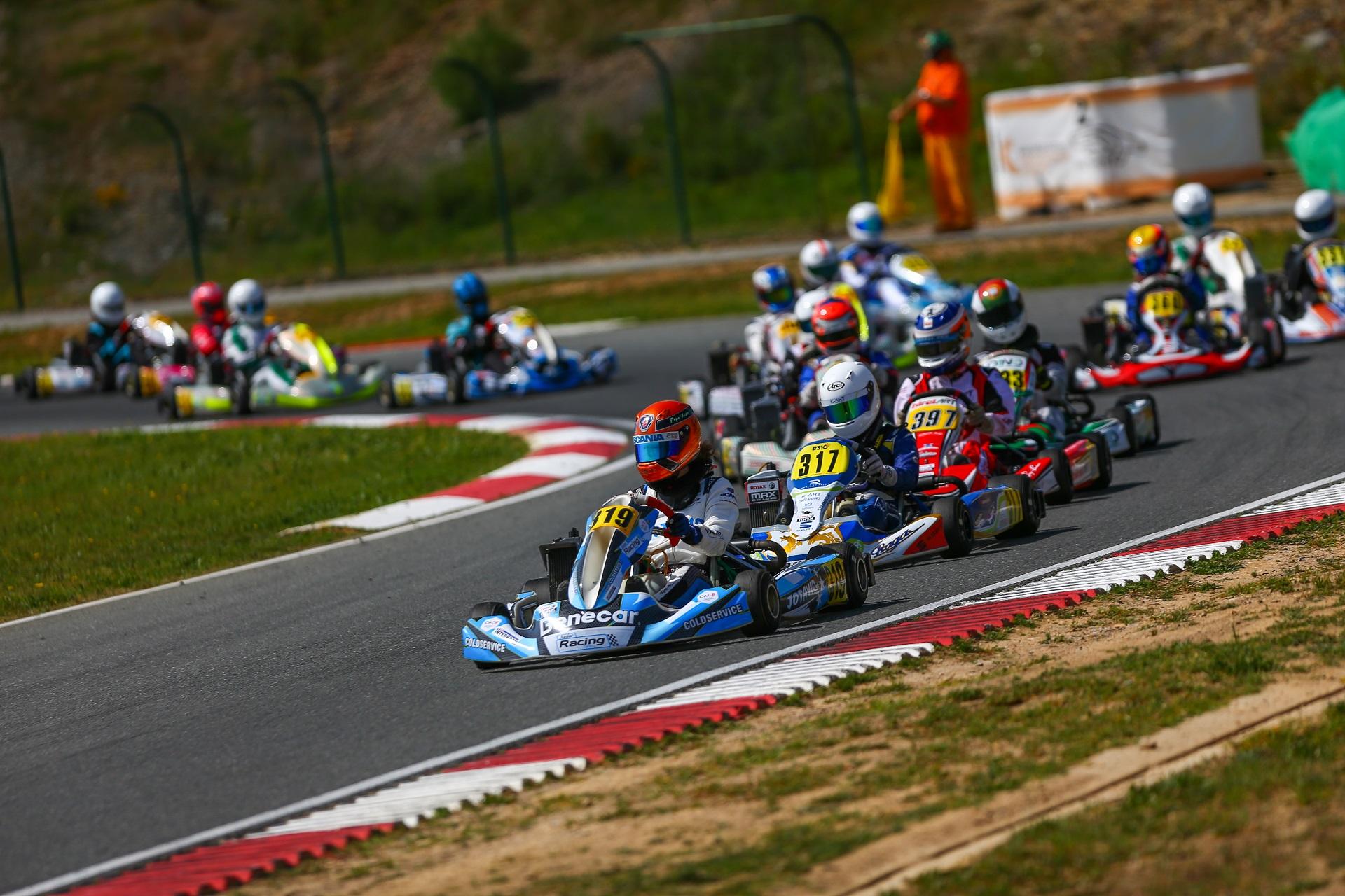 Rotax Max Challenge Portugal vai cumprir a segunda jornada em Viana do Castelo
