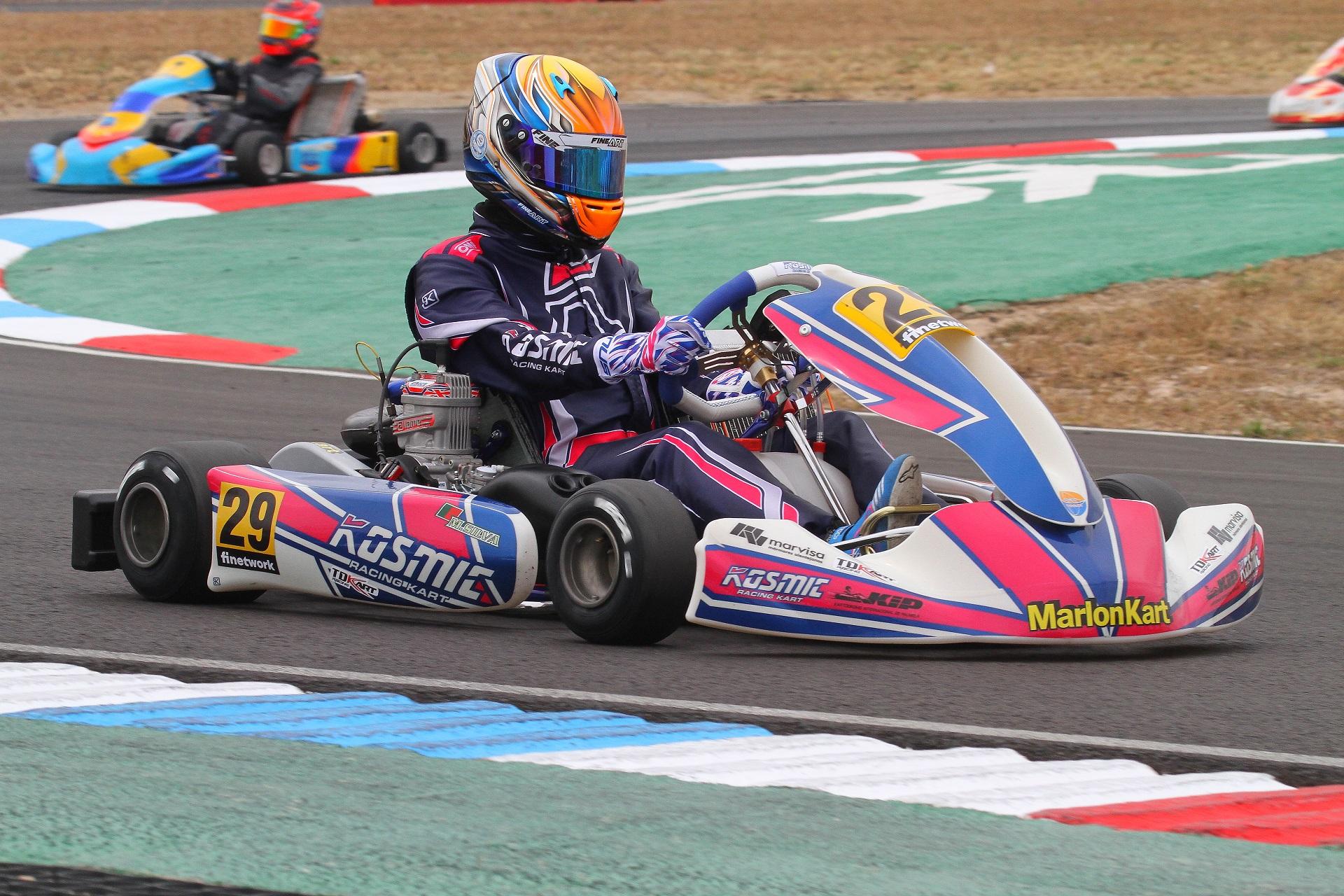 Miguel Silva inicia Campeonato de Espanha da categoria Sénior com um top-5