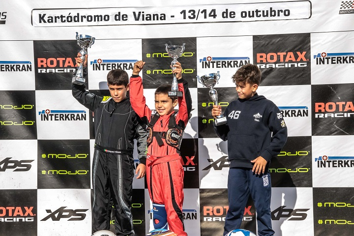 RMCP 5: Luka Fedorenko campeão na Academy com mais duas vitórias em Viana