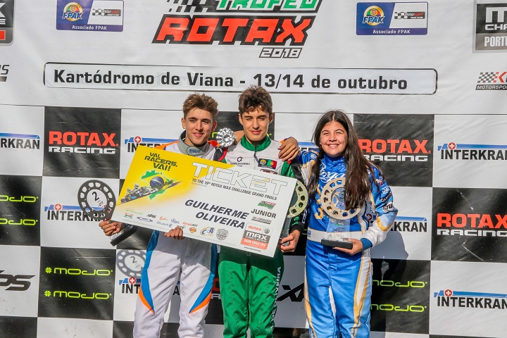 RMCP 5: Guilherme de Oliveira vence em Viana e sagra-se bicampeão na Júnior