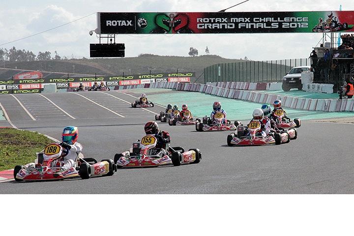 Última prova do Rotax Max Challenge 2015 será em Portimão e deverá ter casa cheia