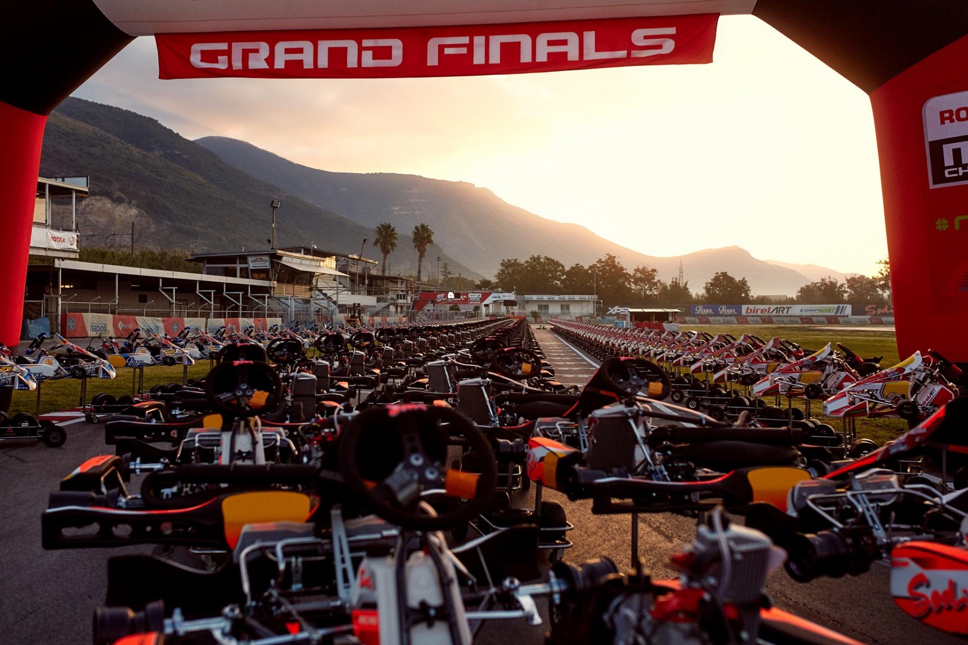Rotax Max Challenge Grand Finals previstas para Portimão acabam de ser canceladas