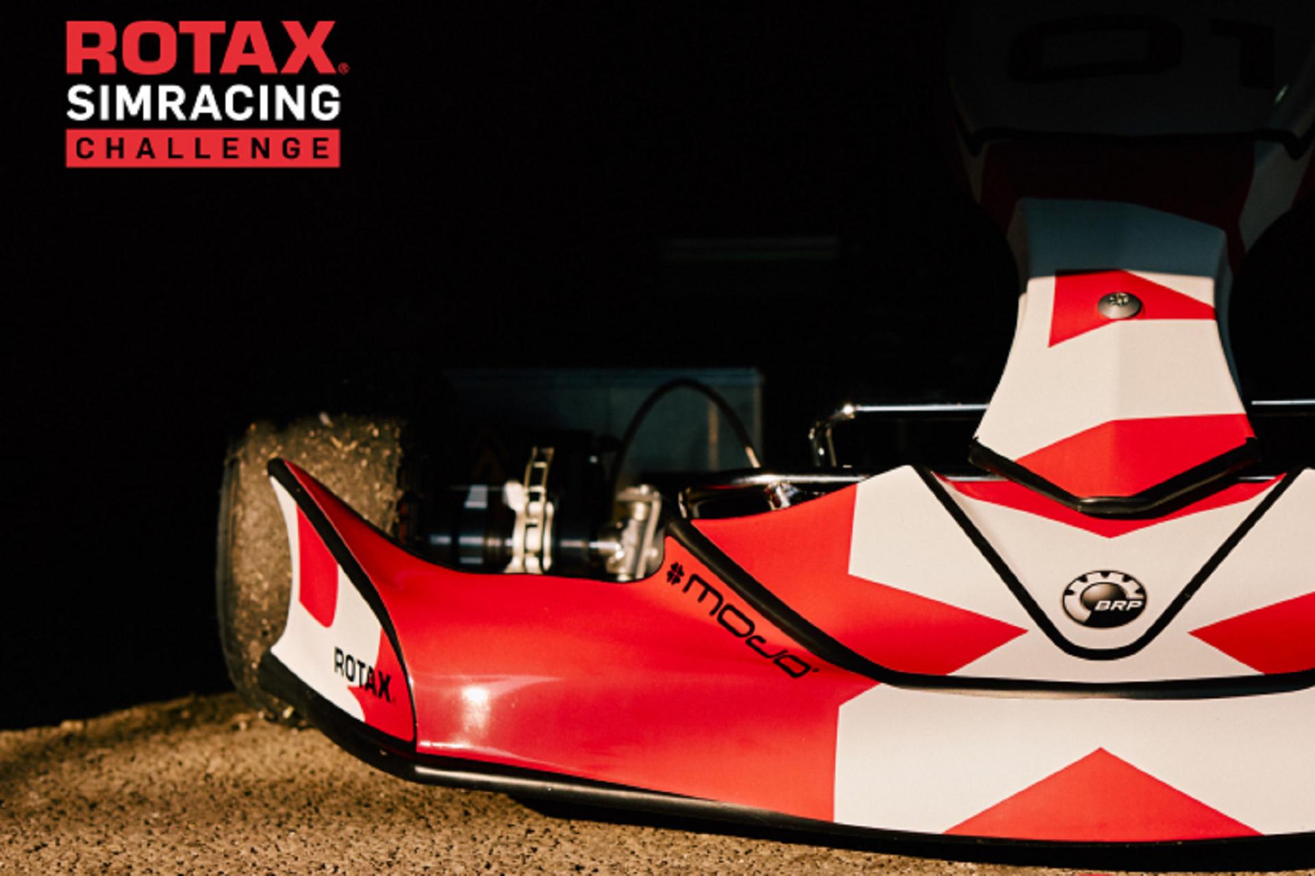 Rotax lança corrida virtual com o primeiro Rotax SIM Racing Challenge