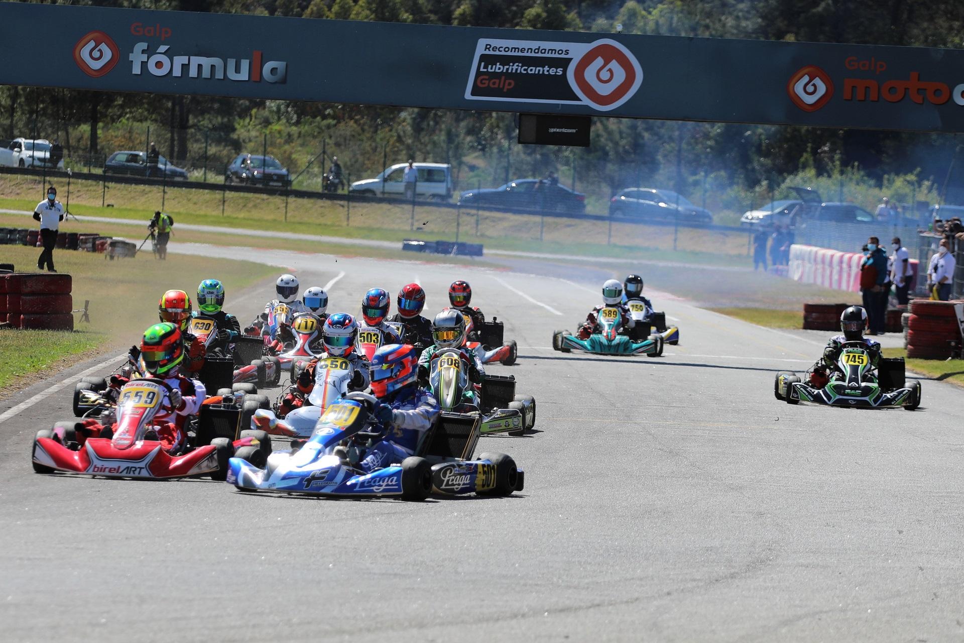 Borges, Marreiros e Portela triunfam na X30 Super Shifter em Viana do Castelo