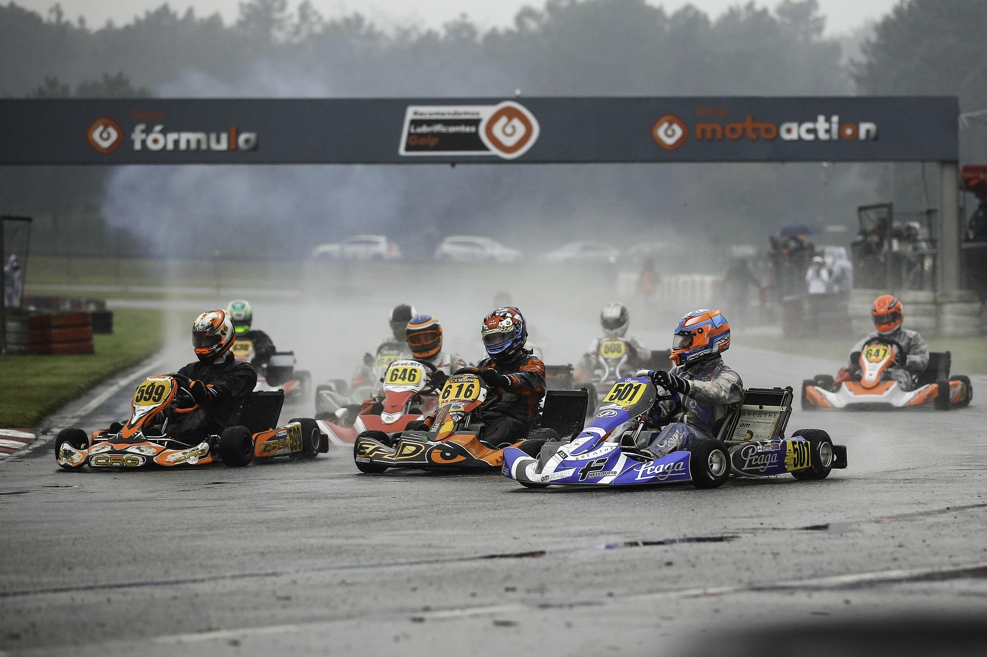 Ferreira é tricampeão na X30 Super Shifter, Serafim campeão na Master e Carvalho na Gentleman