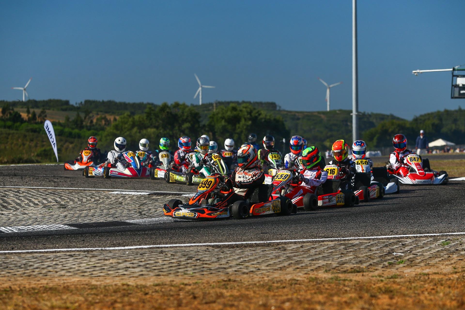 André Serafim, Ricardo Borges e Paulo Martins triunfam no CPK da X30 Super Shifter