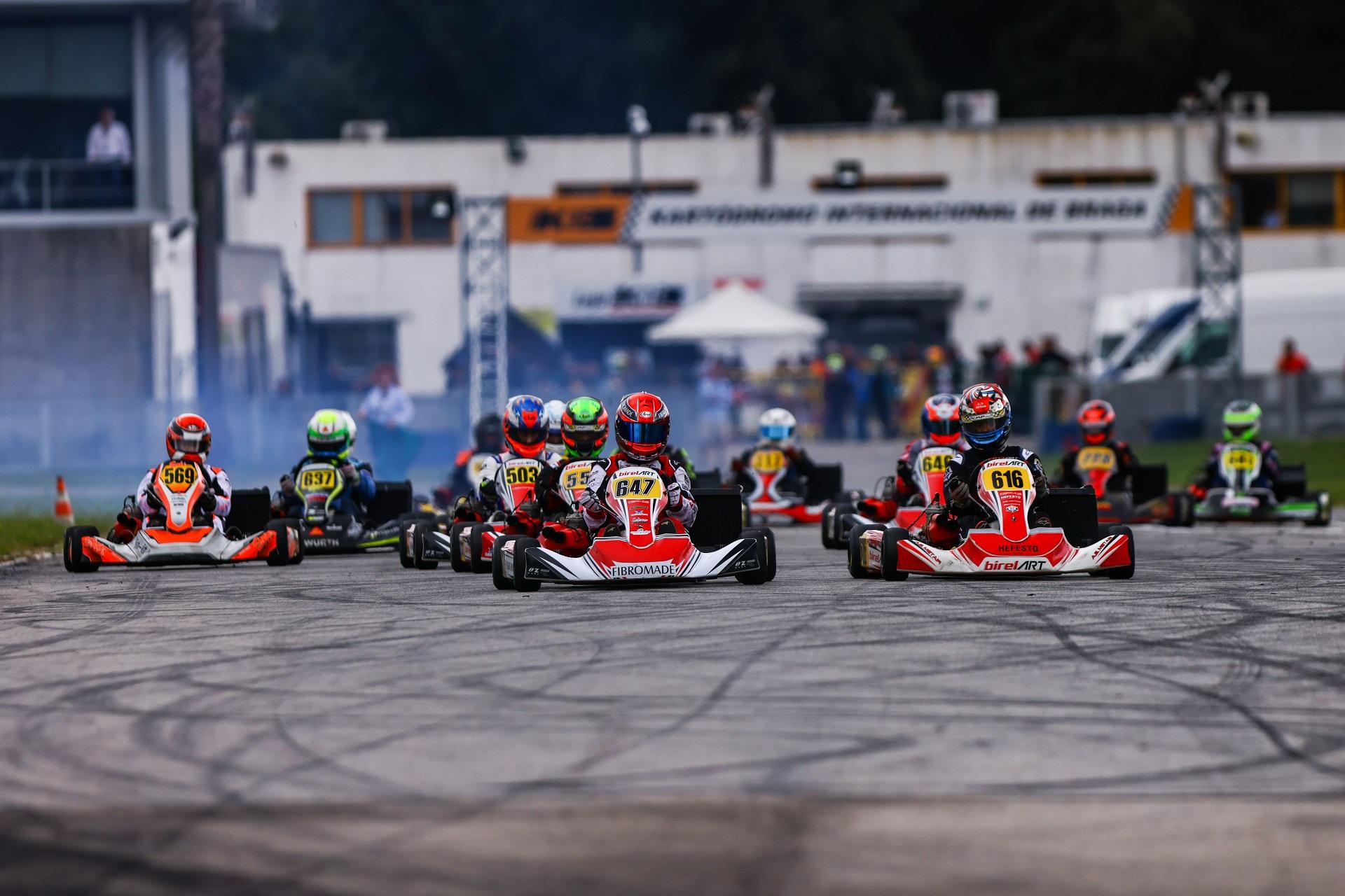 Elias Barros, Rodrigo Lessa e Paulo Martins vencem no CPK da X30 Super Shifter