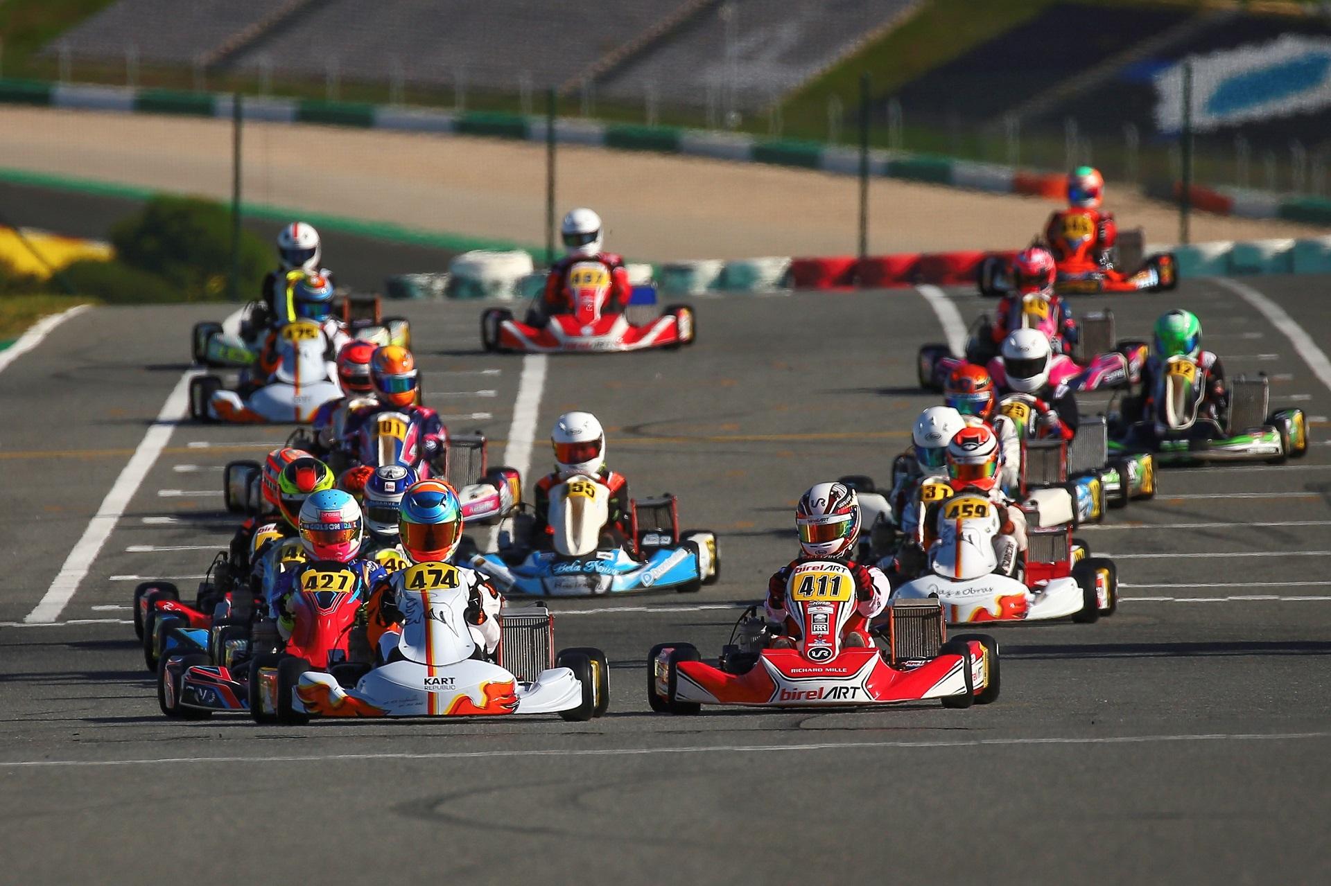 Tomás Caixeirinho conquista Taça de Portugal de Karting na concorrida categoria X30