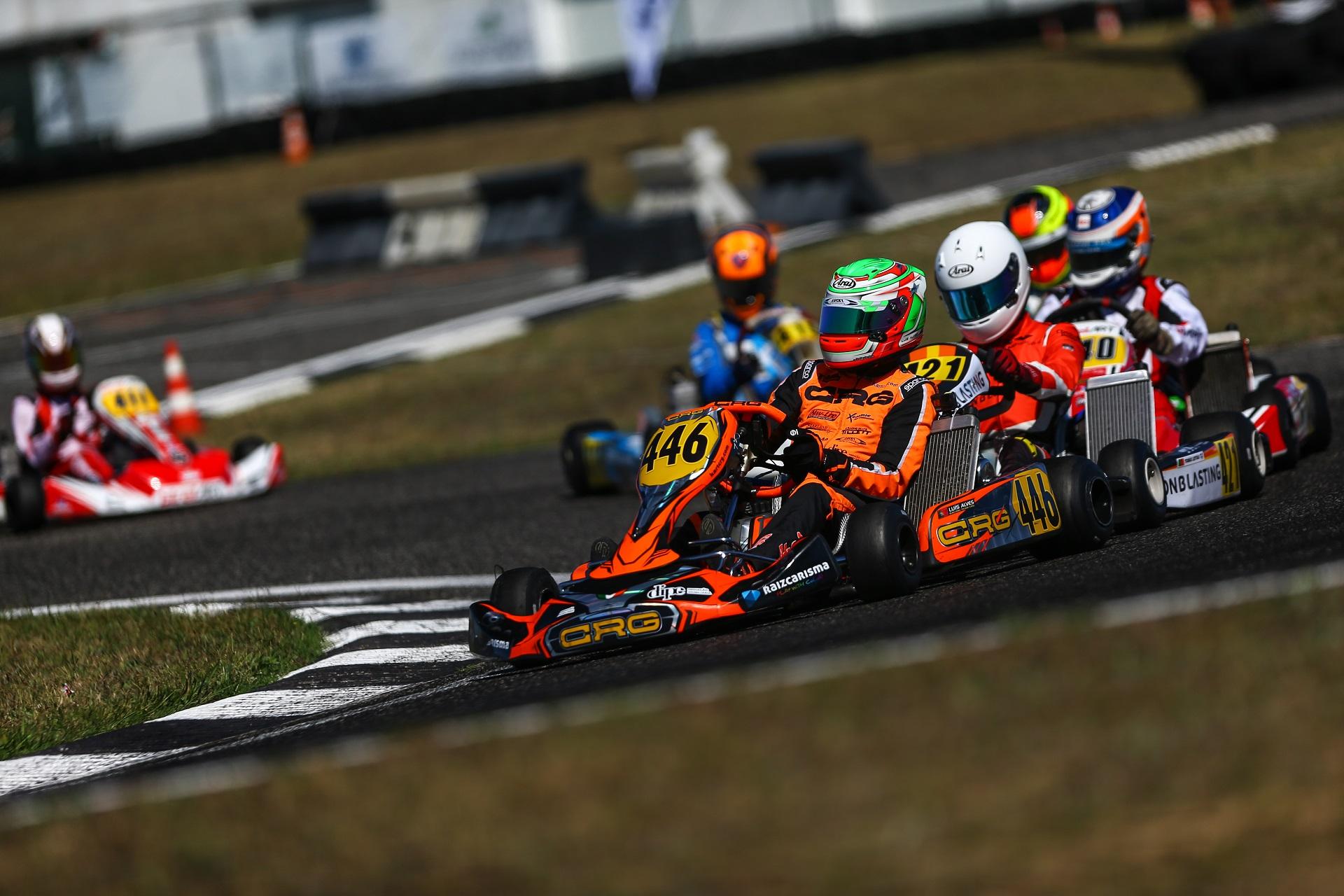 Luís Alves reforça comando no CPK da categoria X30 com triunfo no Bombarral