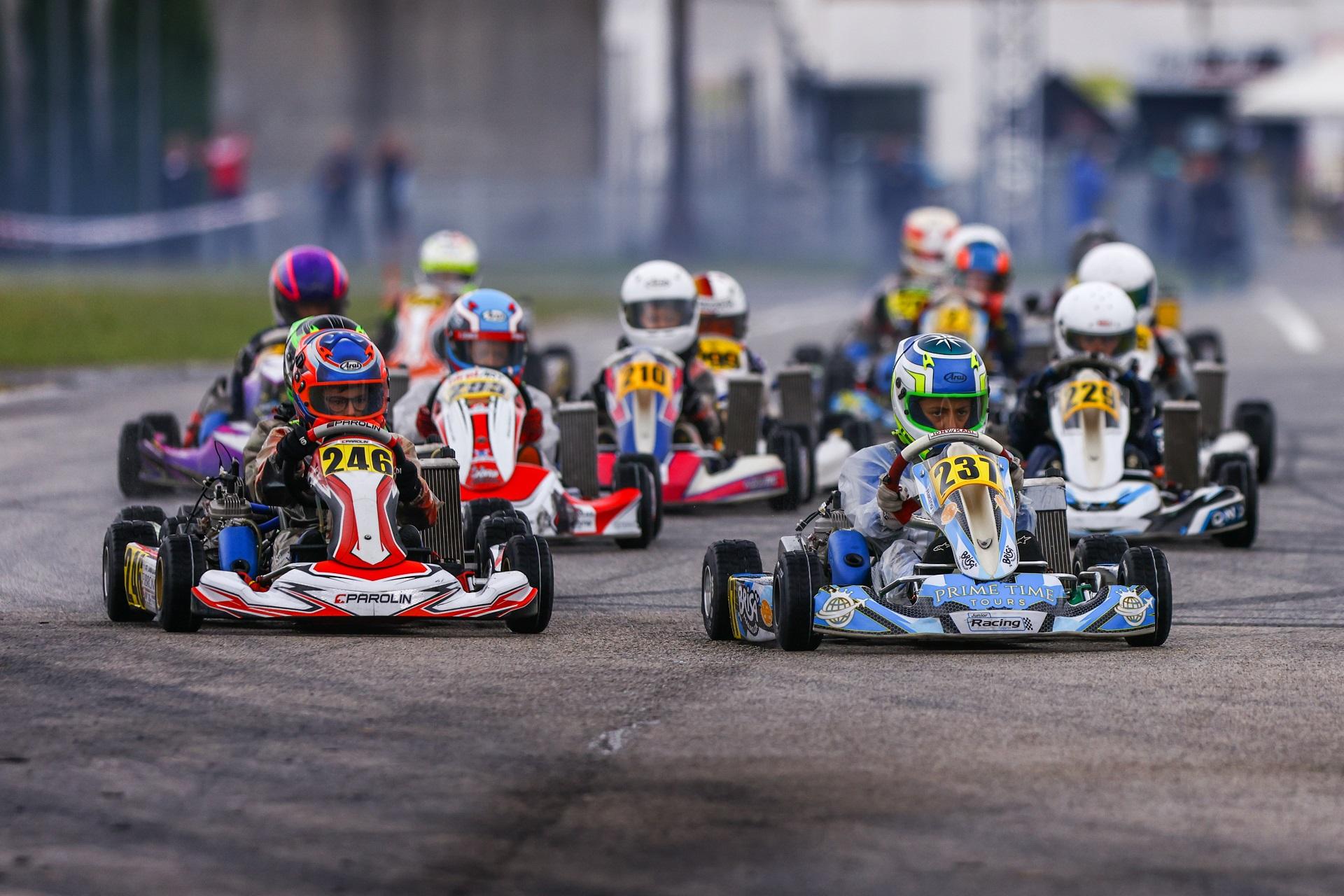 Martim Meneses a 'um passo' de sagrar-se campeão nacional da categoria X30 Mini