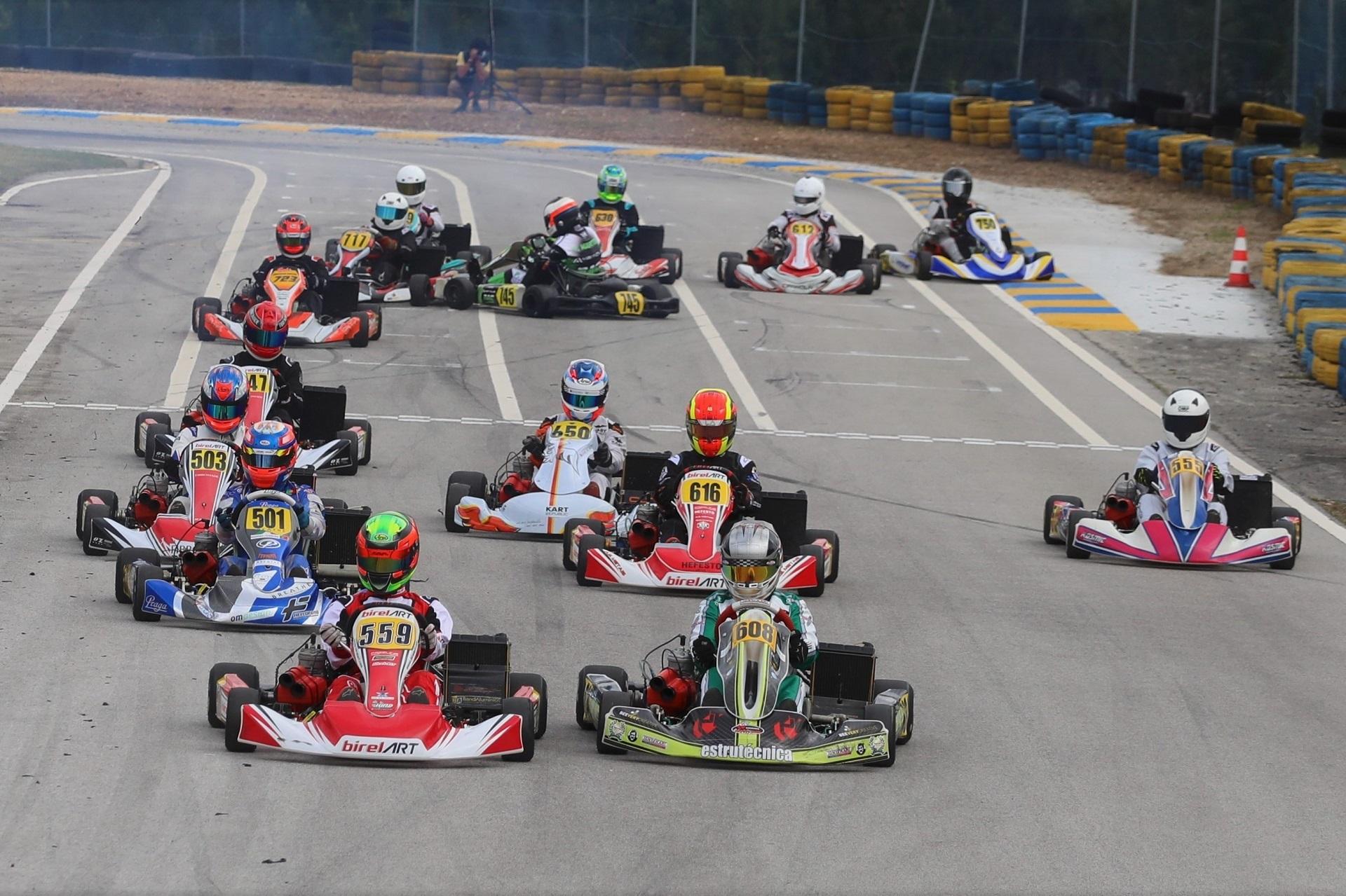 Rodrigo Lessa, André Serafim e Joaquim Rocha vencem no CPK da X30 Super Shifter