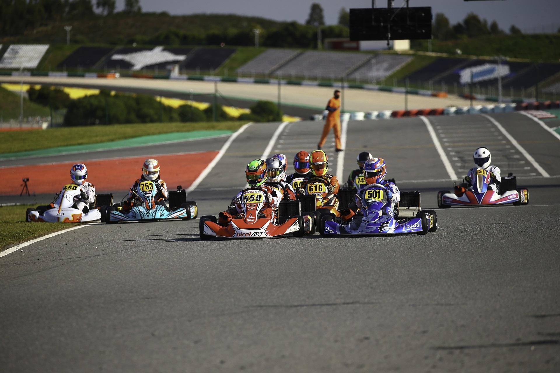 Borges, Lázaro e Teixeira conquistam Taça de Portugal de Karting na X30 Super Sfifter